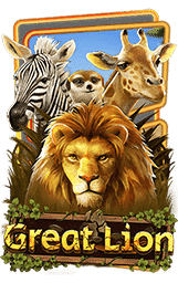 Great Lion pgslot game png