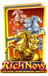 Rich now pgslot game png