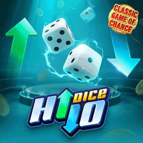 dice hilo web banner game